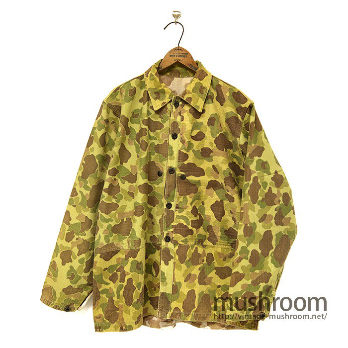 USMC DUCKHUNTER CAMO HBT  JACKET