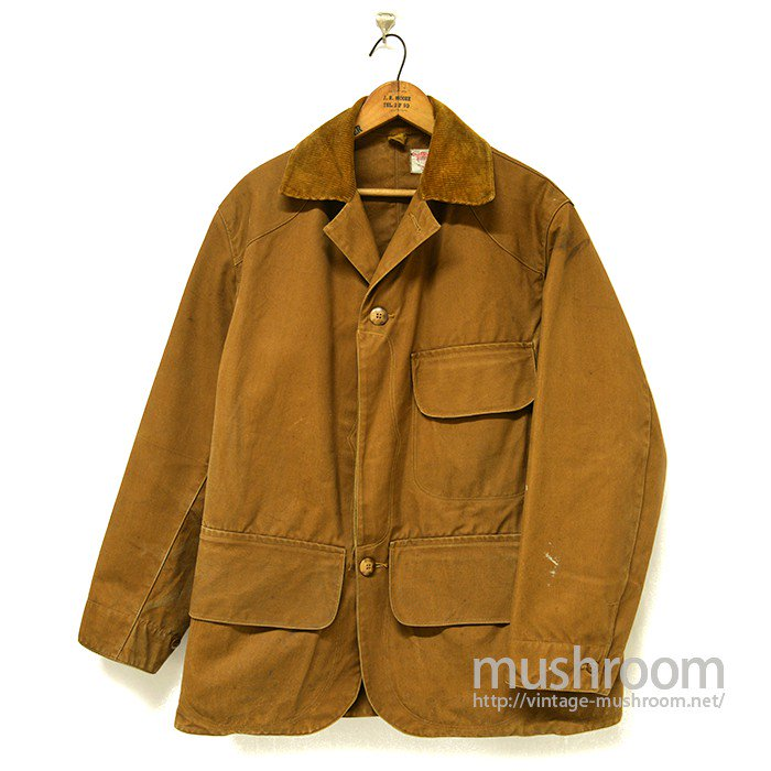 DUXBAK BROWN DUCK HUNTING JACKET