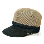 M AND W CAP CO TWO-TONE WORK  CAP( MINT )