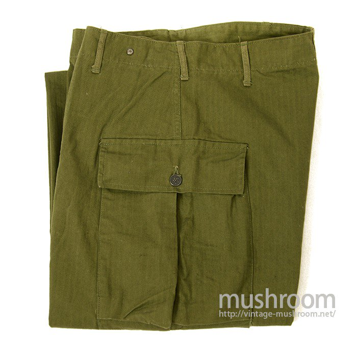 U.S.ARMY M-43 HBT TROUSER( ONE WASHED )