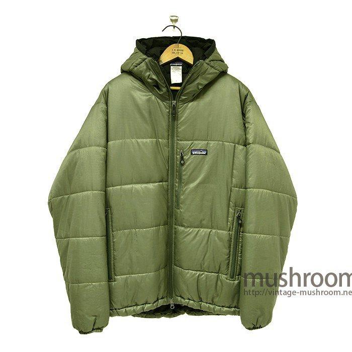 new styles 7e972 87252 PATAGONIA DAS PARKA SPECIAL( M/ALPHA GREEN ) - 古着屋 | mushroom(マッシュルーム)  ヴィンテージクロージングストア
