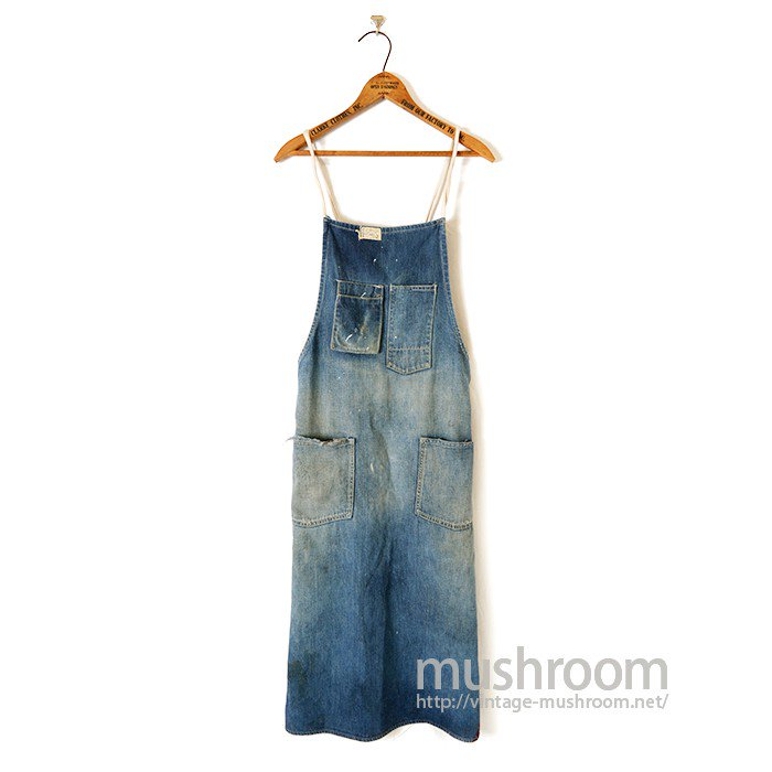 HERCULES DENIM WORK APRON