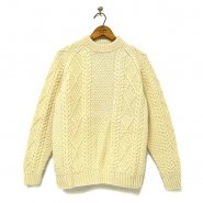 BROOKS BROTHERS FISHERMAN SWEATER