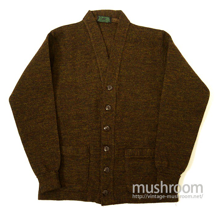 TRAVELO 2POCKET KNIT JACKET( DEADSTOCK )