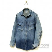 ROEBUCKS DENIM WESTERN SHIRT