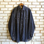 LEE RIDER DENIM WESTERN SHIRT( MINT )