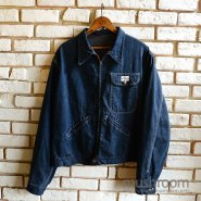 HERCULES DENIM WORK JACKET