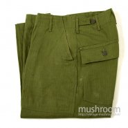 U.S.ARMY HBT UTILITY TROUSER( DEADSTOCK )