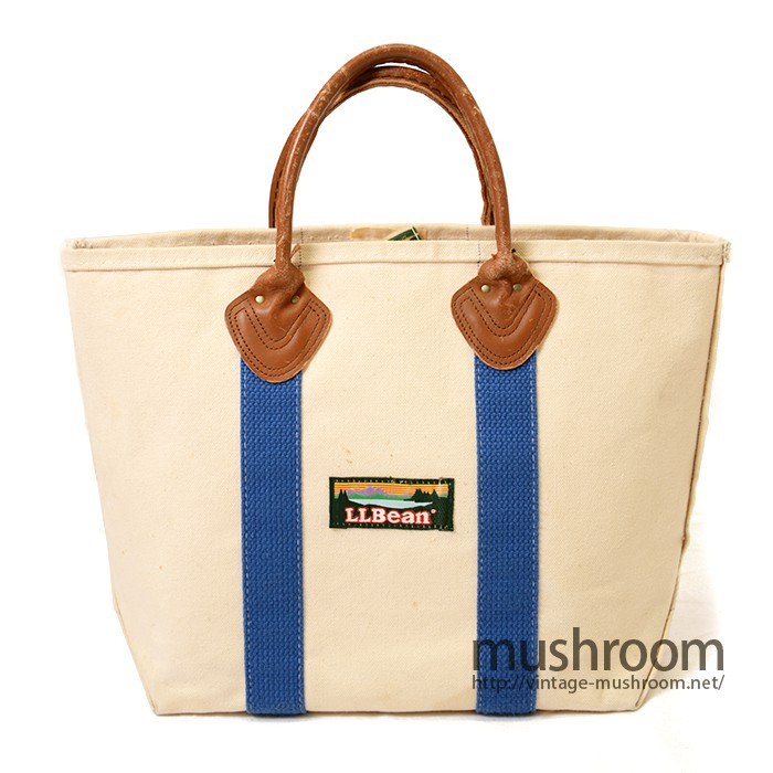 L.L.BEAN CANVAS TOTE BAG