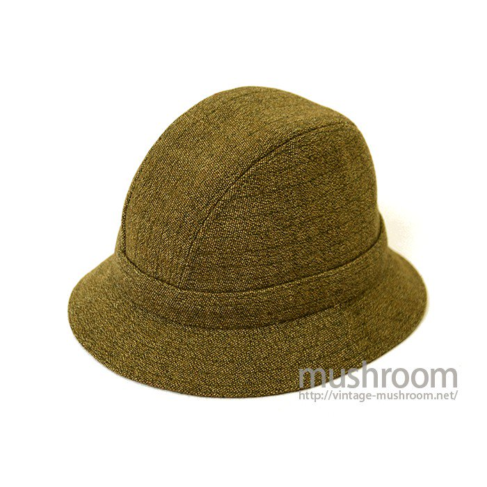 L.L.BEAN KEEPERS TWEED HAT( MINT )