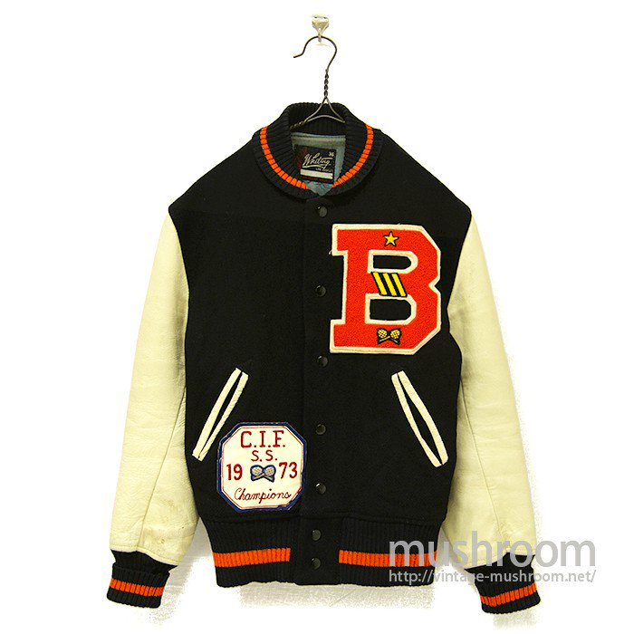 WHITING LETTERMAN AWARD JACKET