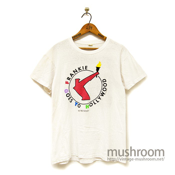 FRANKIE GOES TO HOLLYWOOD T-SHIRT