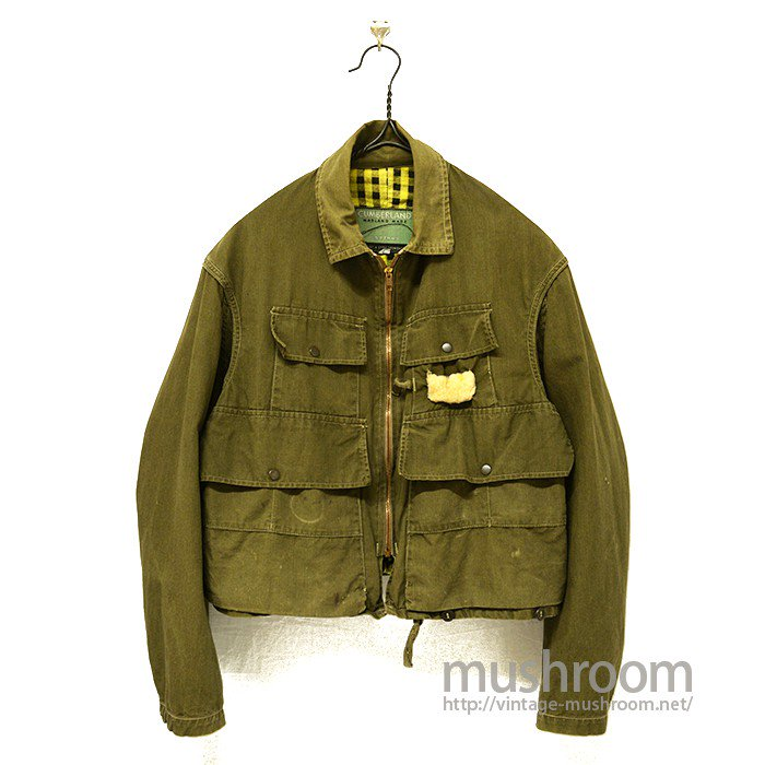 MASLAND COTTON FISHING JACKET