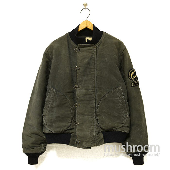 WW2 U.S.NAVY DECK JACKET( 2ND MODEL )