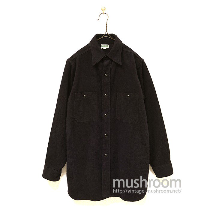 HOMESTEADER FLANNEL WORK SHIRT( MINT )