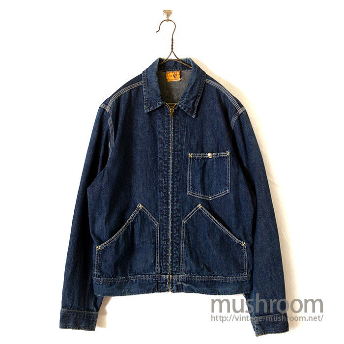 CAN'TBUST'EM DENIM WORK JACKET