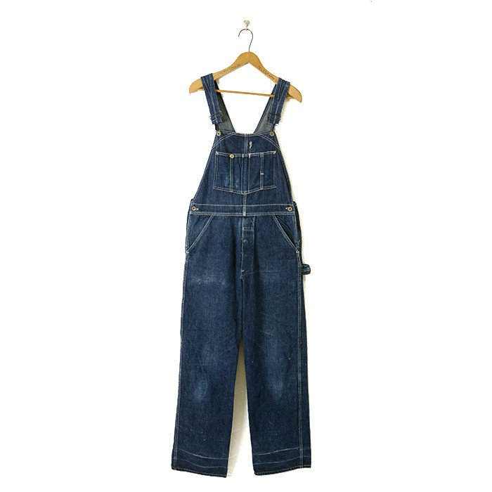 WW2 HEAD LIGHT DENIM OVERALL