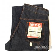 WTG DENIM PAINTER PANTS( W36/DEADSTOCK )