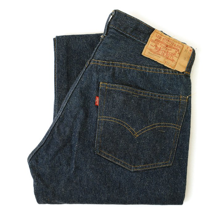 LEVI'S 501 66 JEANS( ONE WASHED/MINT )