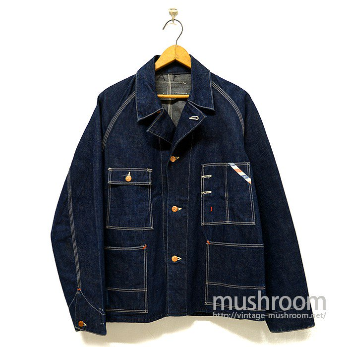 WINNER DENIM COVERALL