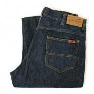 PENNEY'S FOREMOST 5POCKET JEANS( ONE WASHED )