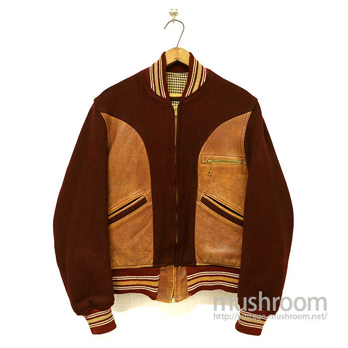 OLD TWO-TONE SPORTS JACKET
