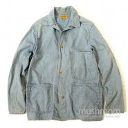 CARTER'S PIN-CHECK COVERALL