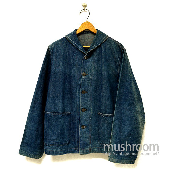 WW2 U.S.NAVY DUNGAREE DENIM JACKET
