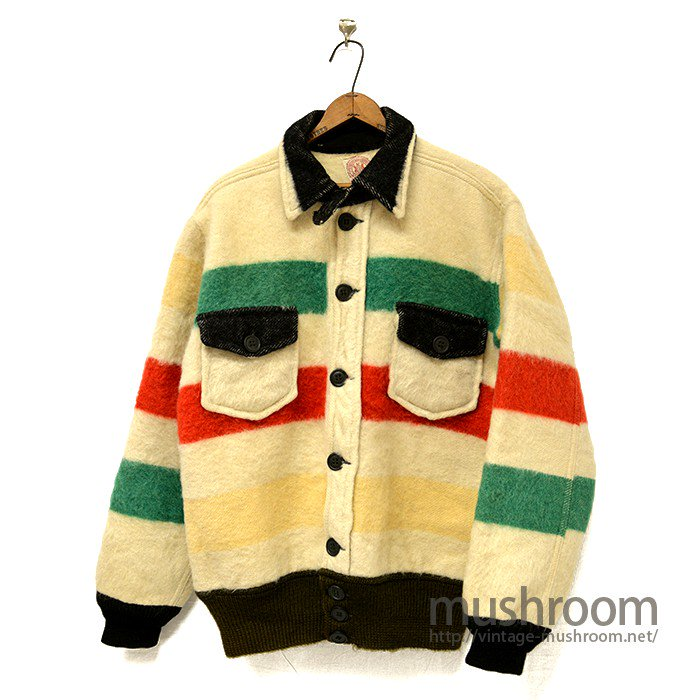 HUDSON'S BAY A-1 STYLE WOOL JACKET