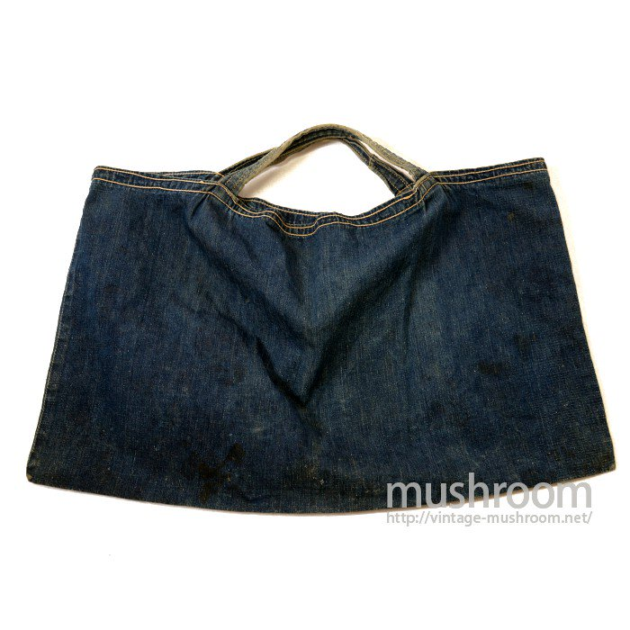 OLD DENIM TOTE BAG