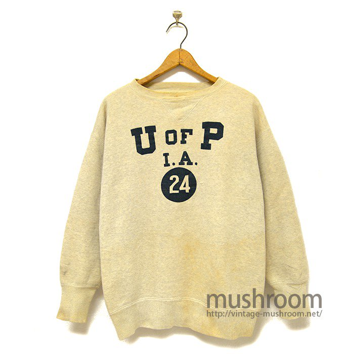 CHAMPION DOUBLE V COLLEGE SWEAT SHIRT