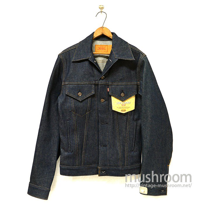 LEVI'S 71506 DENIM JACKET( DEADSTOCK )