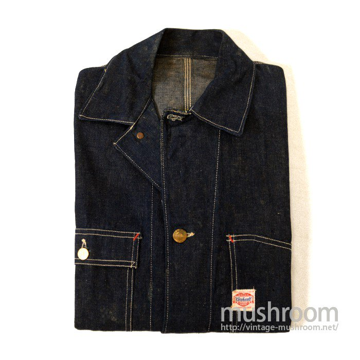 CARHARTT'S DENIM COVERALL( DEADSTOCK )