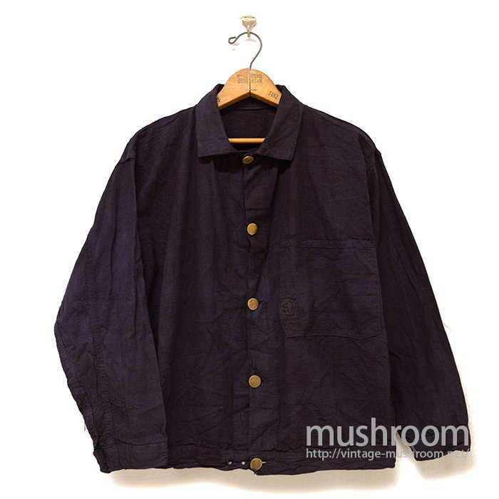 KING KARD COTTON ONE-POCKET WORK JACKET