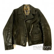 PERFECTO HORSEHIDE AVIATION JACKET