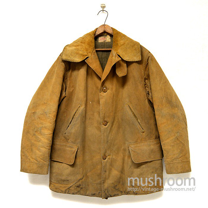 ABERCROMBIE HUNTING JACKET MADE BY DUXBAK