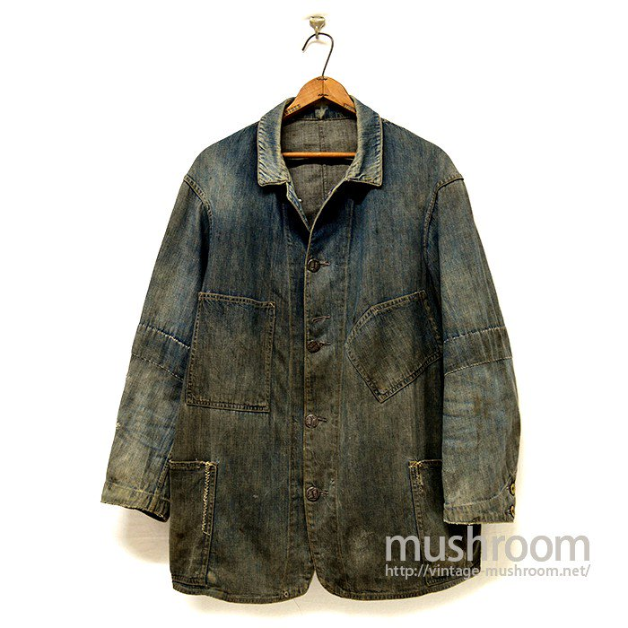 SWEET-ORR DENIM COVERALL