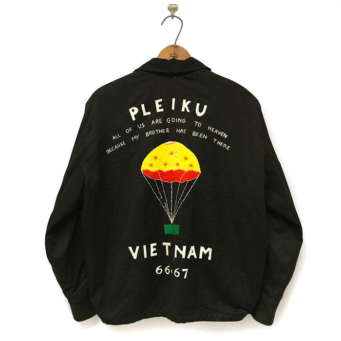VIET-NAM TOUR JACKET( NON-WASHED )
