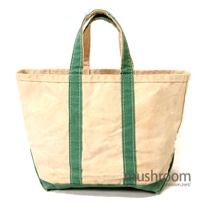 L.L.BEAN CANVAS TOTE BAG( 1970's )