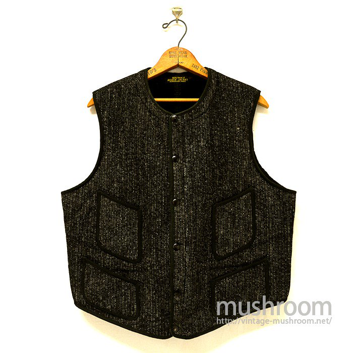 BROWN'S BEACH FOUR-POCKET VEST
