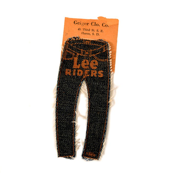 Lee RIDERS ADVERTISING JEANS( DEADSTOCK )