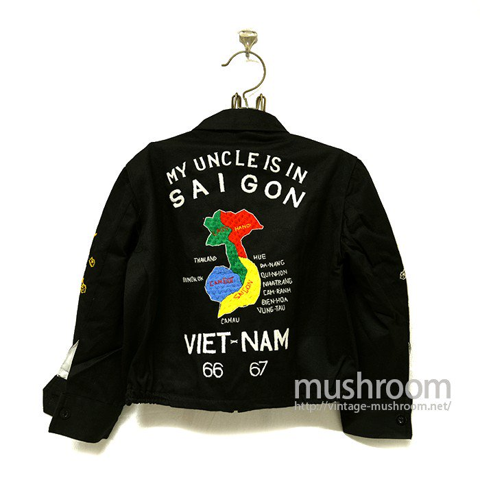 VIET-NAM TOUR JACKET( KID'S/DEADSTOCK )