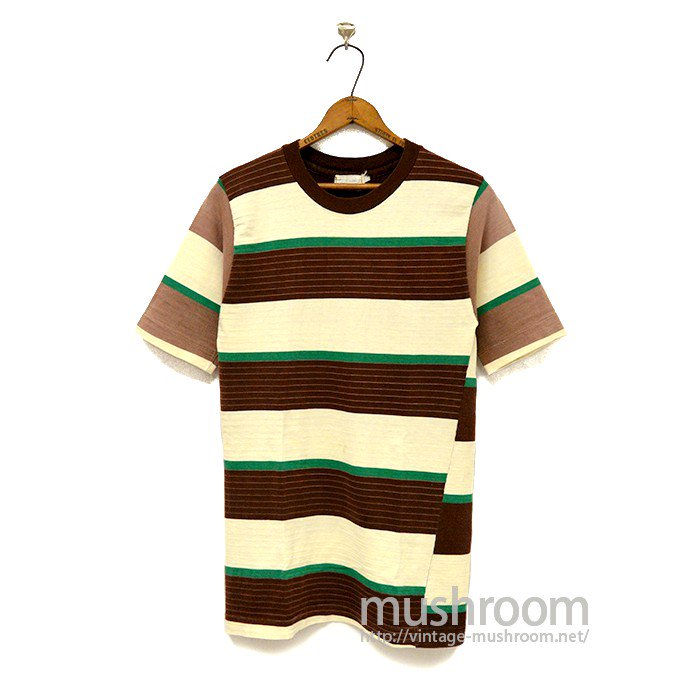 OLD WIDE BORDER  STRIPE T-SHIRT