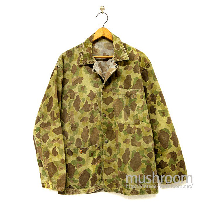 USMC DUCKHUNTER-CAMO HBT REVERSIBLE JACKET