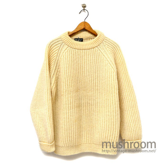 PETER STORM PLAIN SWEATER
