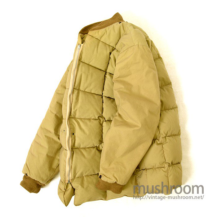 PIONEER GOOSE DOWN JACKET( MINT )