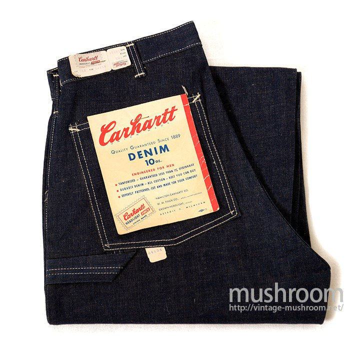 CARHARTT DENIM PAINTER PANTS( DEADSTOCK )