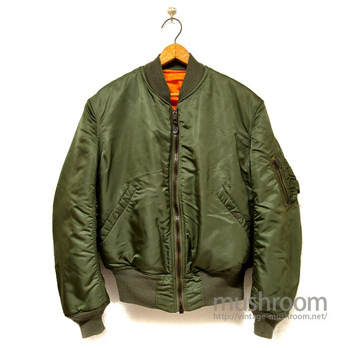USAF MA-1 FLIGHT JACKET( MINT )