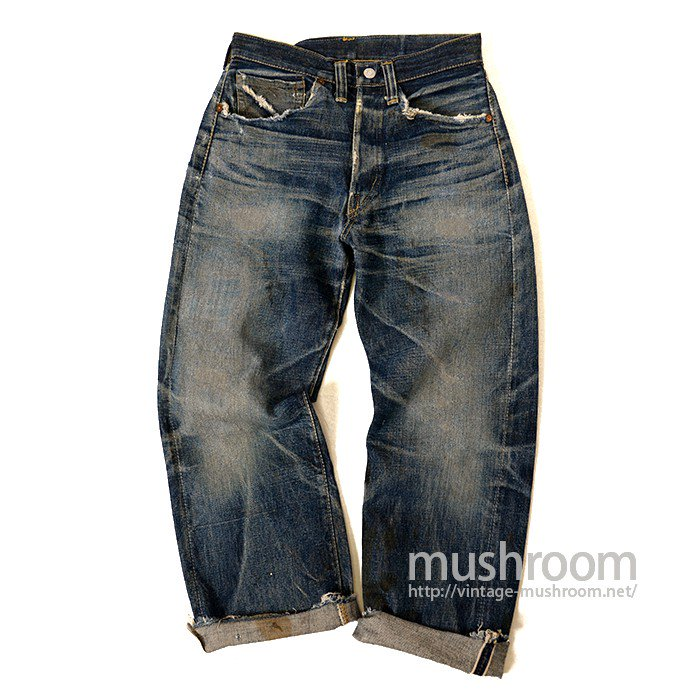 WW2 LEVI'S S503BXX JEANS( TIGER-STRIPED )