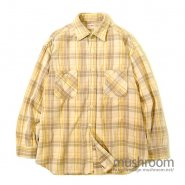 BIG MAC PLAID FLANNEL SHIRT